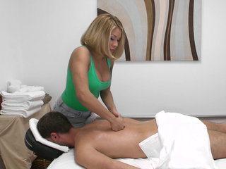 Mena the marvellous masseuse