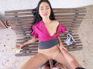 Spanish chinese amateur's dirty Blowage