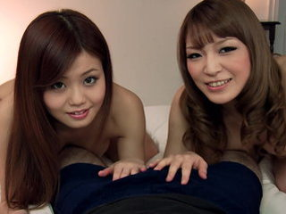 Two Japanese cock-suckers