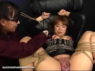 Alien MILF Japanese At great cost Studies  Rope Fetish